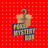 PokeBOX Medium - Pokemon Mystery Box - Guaranteed GX or EX, Holo Foil, Full Art