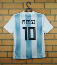 Messi Argentina Jersey 2018 Home Youth 11-12 Shirt BQ9288 Soccer Adidas Trikot