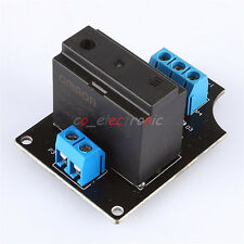 12VDC 20A 250VAC 1 Channel G4A-1A-PE OMRON Solid State Relay Module For Arduino