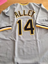 Pittsburgh Pirates Gene Alley throw Back Jersey