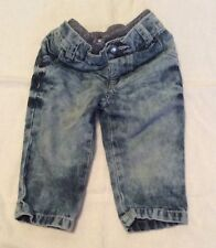 BABY BOYS TROUSERS / JEANS 3-6 MONTHS