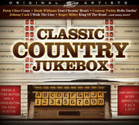 Various Artists - Classic Country Jukebox [New CD]