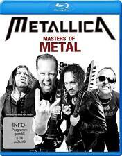 James Hetfield - Metallica: Masters of Metal (Blu-ray) (OVP)