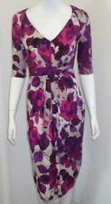 Jersey Empire line Floral Dresses for Women