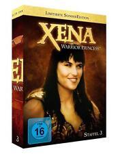 6 DVD Box XENA Staffel 3 Limitierte Sonder Edition Warrior Princess DEUTSCH Neu