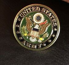United States Army Pin, Army Lapel or hat pin, Veteran Pin, Army Veteran Pin