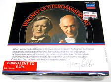 Gotterdammerung, Wagner Opera Solti, London 3-CD Set New, Sealed
