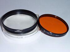 Filtro set e54 para Leica B + W naranja + serie 7 + adaptador 14161