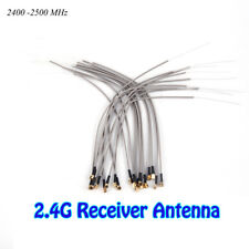 NEW 5pcs 2.4G Wifi Receiver Antenna Silver-plated Built-in RC Model Replacement
