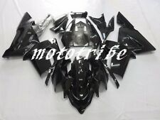 Gloss Black Injection Molded Fairing Kit Fit For Kawasaki Ninja ZX10R 2004 2005