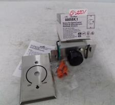 COOPER BLACK ROTARY FAN SPEED CONTROL 6005BK;1