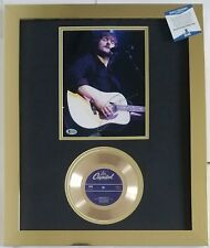ERIC CHURCH SIGNED PHOTO BECKETT COA GOLD RECORD COUNTRY MUSIC SINGER AUTOGRAPH