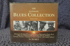The Ultimate Blues Collection Volume One - 3 CD Set