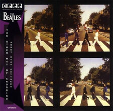 BEATLES THE OTHER WAY OF CROSSING (ABBEY ROAD OUTTAKES) CD MINI LP OBI US SELLER
