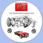 MGA 1500, 1600 , MGA Twin Cam Factory Workshop Manuals and Parts Lists
