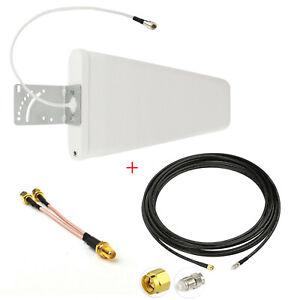 SMA Mobile Broadband Antenna Signal Booster 4G LTE For Asus 4G-AC55U MULTIBAND