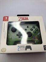 PowerA Enhanced Wired Controller Legend of Zelda for Nintendo Switch