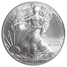 2011 $1 American Silver Eagle 1 oz Brilliant Uncirculated