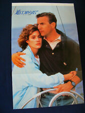 1990 NO WAY OUT Kevin Costner Sean Young Japan VINTAGE POSTER VERY RARE