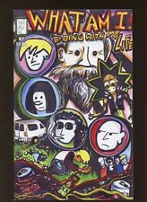 What Am I Doing with My Life? 7 * 1 Book Lot * Over-Sized! Planet of the Punks!