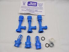 BLUE MAGIC WATERBED HEATER FILL AND DRAIN SETS