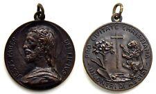 Medaglia Jesus Faber Dei Filius – Pro Civitate Christiana Incontri Di Assisi (E.