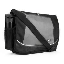 """15.6"""" 16"""" Black Laptop Messenger Shoulder Bag for Dell Inspiron 15"""