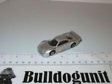 Mercedes CLK-GTR Maisto Diecast Car Coupe Silver