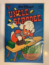 WALT DISNEY'S UNCLE SCROOGE #233 GLADSTONE COMICS VF
