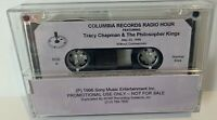TRACY CHAPMAN Columbia Records Radio Hour 1996 LIVE Promo Only CASSETTE + More
