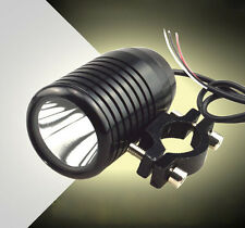 12V 30W U3 LED Light Motorcycle Dirt Bike boat Waterproof Spot Light headlight