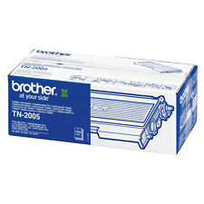 Brother Tn-2005 Yield 1500 Pages Black Toner Cartridge TN2005