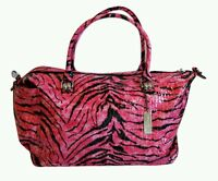 Travel safe ladies PVC Funky Anti Theft Travel Beach Holdall Bag SUMMER SALE