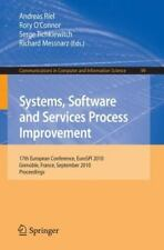 Systems, Software And Services Process Improvement: 17th European Conference,...