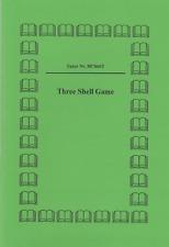 Three Shell Game von Astor - Falschspielertrick - Nußschalenspiel
