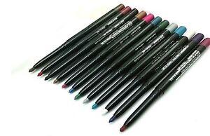 Twist & Line Eyeliner & Lipliner Duo Waterproof Pencil 12 Different Colours PICK
