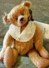 MAC POHLEN FULLY JOINTED MOHAIR BEAR 9 INCHES WAS $240
