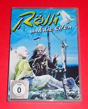 Rölli und die Elfen (Olli Saarela) -- DVD