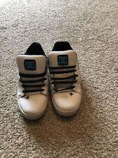 Used / Worn DC Court Graffik Net Old School Skate Skater Shoes Size 11.5