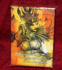 Magic The Gathering Planeswalker Deck Red Sealed New PAX East 2010 Promo