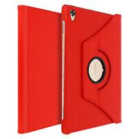 Étui Huawei MediaPad M6 10.8 Protection Intégrale Support Rotatif 360° rouge