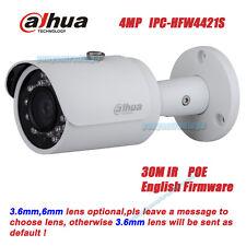Dahua IPC-HFW4421S 4MP HD POE IR Network IP IP67 1080P security Bullet Camera
