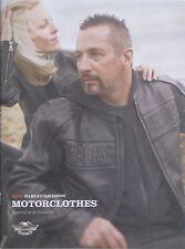 2008 HARLEY-DAVIDSON MOTORCLOTHES APPAREL & ACCESSORIES Catalog