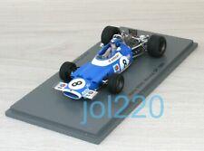 MATRA MS 80 F1 - J.P. Beltoise GP Monaco 1969 - SPARK S7188 - 1/43