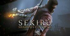 Slightly Used Sekiro: Shadows Die Twice (PlayStation 4, 2019)