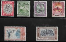 F/VF (Fine/Very Fine) Used Asian Stamps