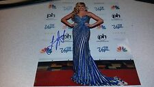 LINDSAY ARNOLD SIGNED AUTOGRAPHED 8X10 DANCING WITH THE STARS DWTS 3RD PLACE