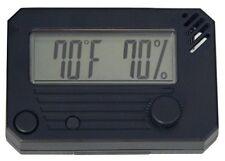 Quality Importers - HygroSet Adjustable Digital Hygrometer - Rectangle