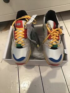 Adidas A-ZX 8000 Lego Uk8,80s Casuals, Ian Brown