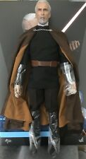 Hot toys Star Wars Count Dooku MMS496 - 1:6th Scale figure only